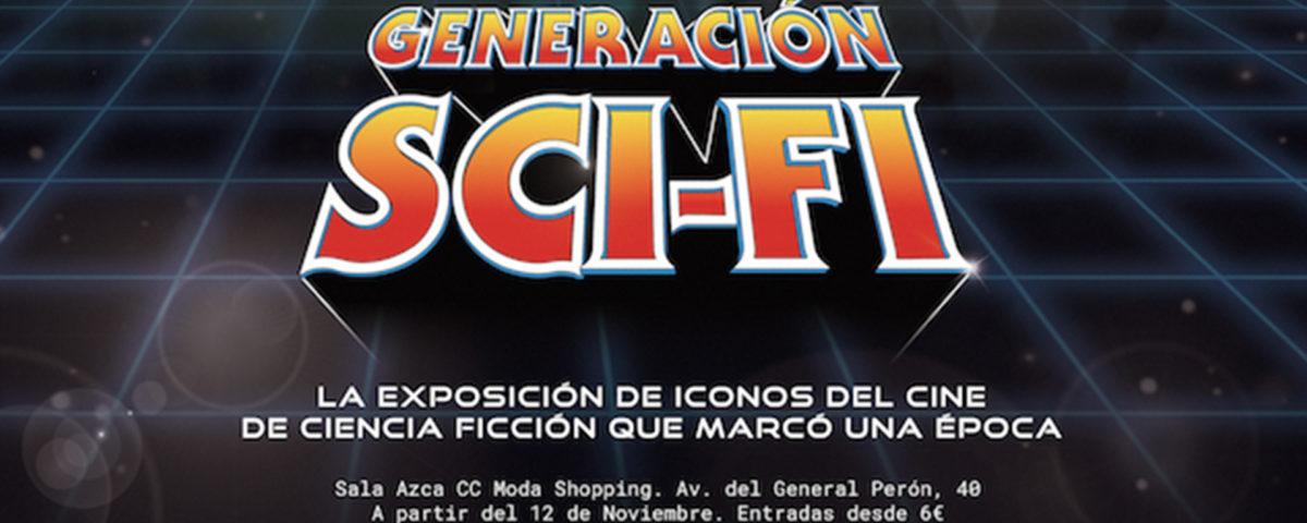 Destacada noticia Exposición Generación Sci-Fi en Moda Shopping