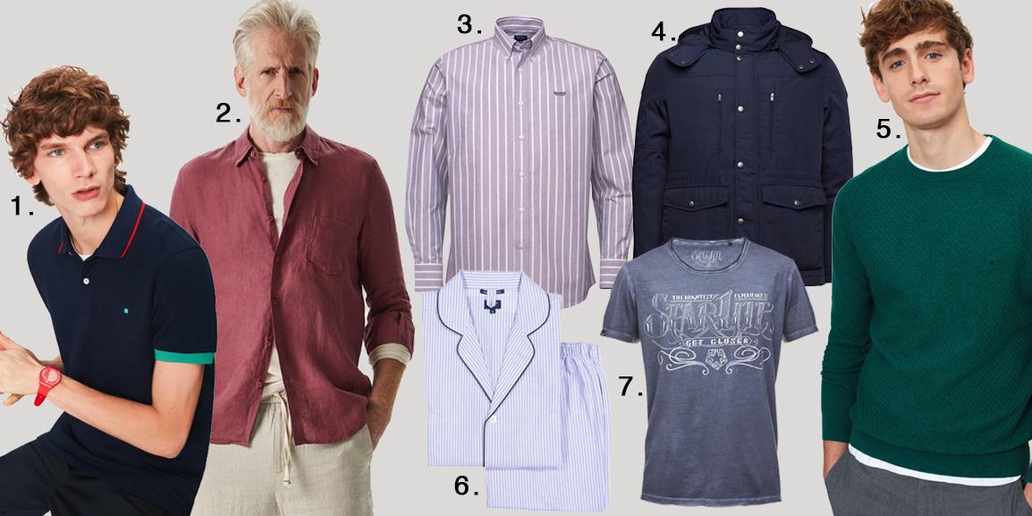Día del padre moda Moda Shopping