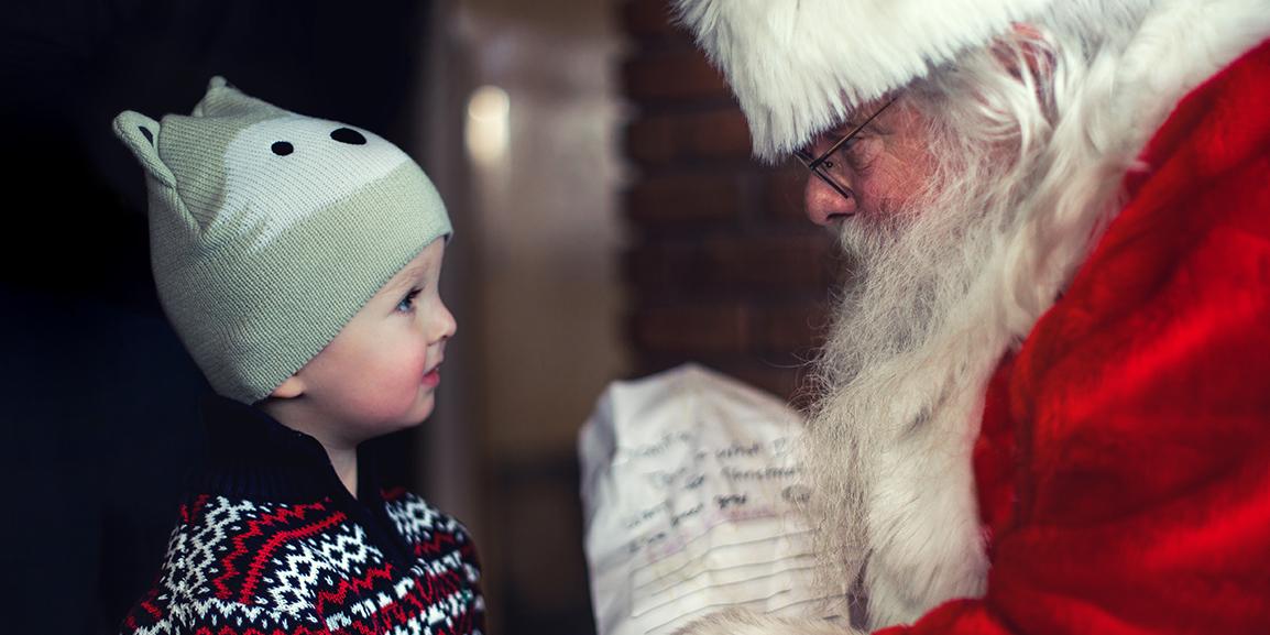 Una Navidad Diferente con Moda Shopping Kids